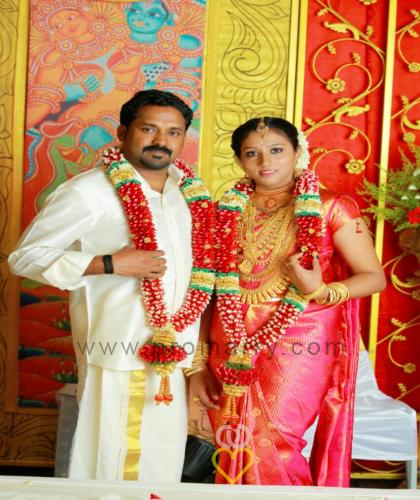 Good luck to Mr & Mrs. Arun  by Professional Matrimony Dubai